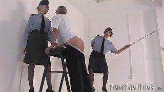 Spanking gives a new level of sexual pleasure for Mistress Eleise de Lacy
