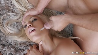 facial and cum in mouth are things that Bridgette B adores to do