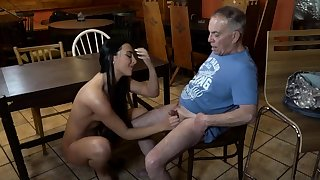 Old young slave with the addition of mistress feet first lifetime Last analysis you