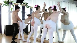 Teen patrons webcam Ballerinas