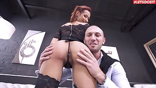 Incredible nuisance shafting makes sexy Latina Veronica Leal moan